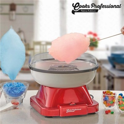 Cooks Professional D9065 Retro Edition Candy Floss Maker