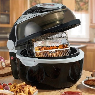 Cooks Professional G2650 Rotisserie Air Fryer with Full Accessories Pack