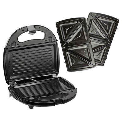Cooks Professional G1132 2-in-1 Sandwich Maker and Grill