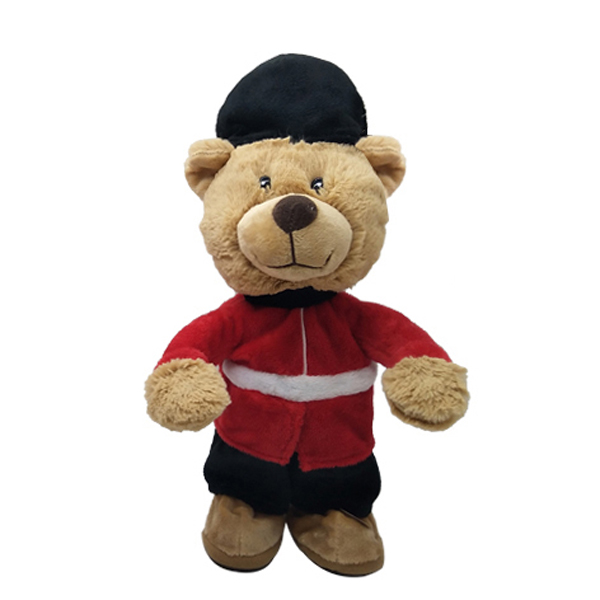 Dancing and Singing Teddy 33cm No Colour