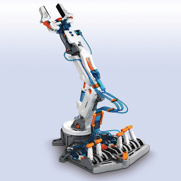 Hydraulic Robot Arm No Colour