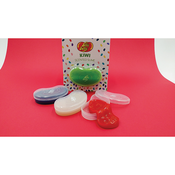 Jelly Belly Scented Slime No Colour