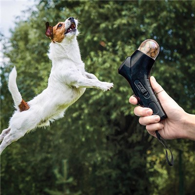 Man's Best Friend Pet Snack Launcher