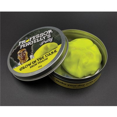 Professor Pengelly's Putty Glow Yellow