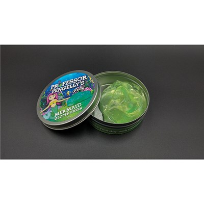 Professor Pengelly's Green Glitter Putty