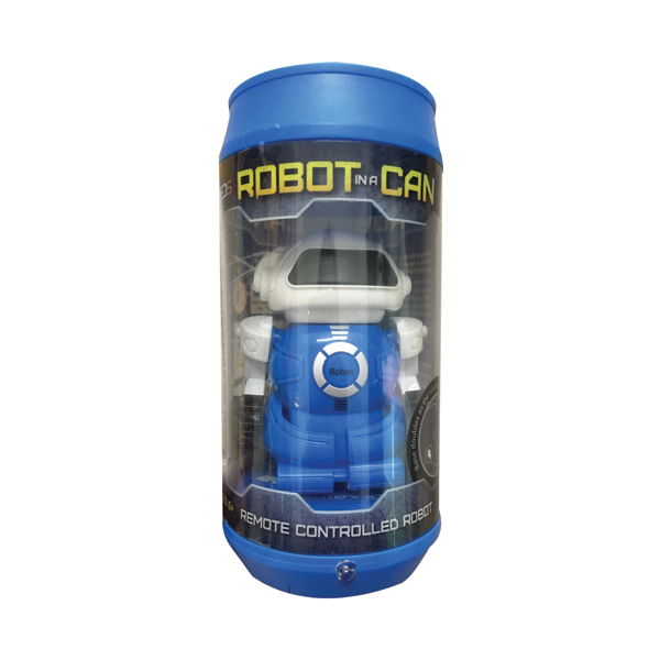 RED5 Blue Robot in a Can No Colour