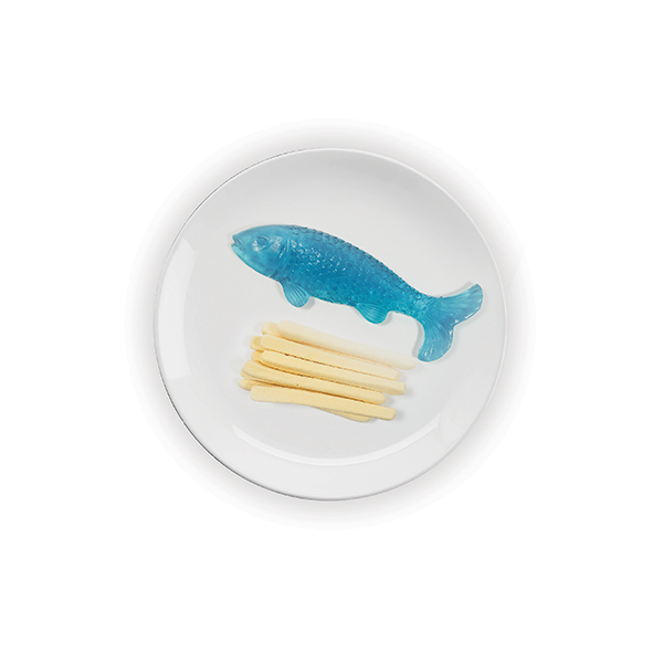 Image of Treat Factory Gummy Fish N Chips