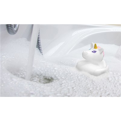 Light Up Unicorn Bath Duck