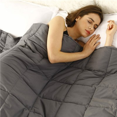 Sleep Safe Weighted Gravity Blanket