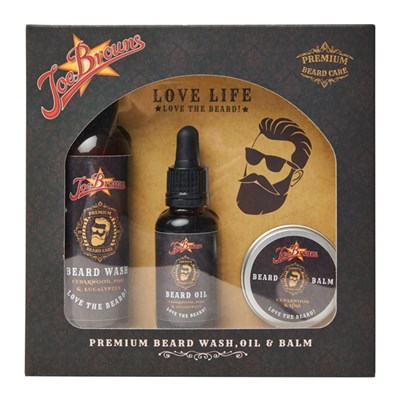 Joe Browns Beard Grooming Set
