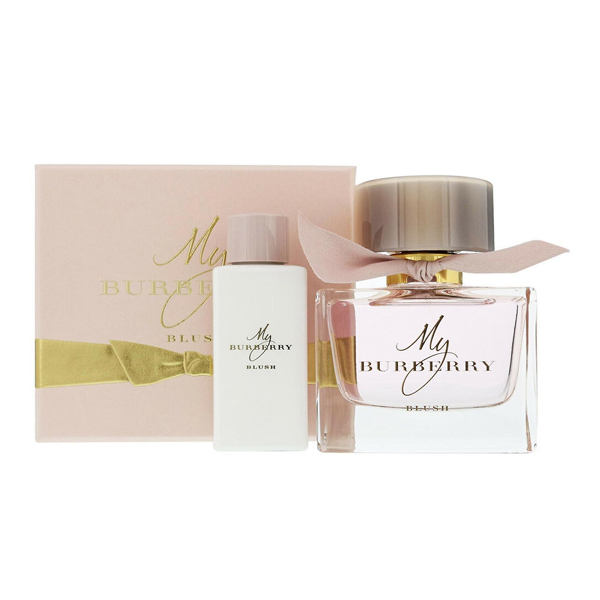 Burberry My Burberry Blush EDP 90ml and Body Lotion 75ml No Colour
