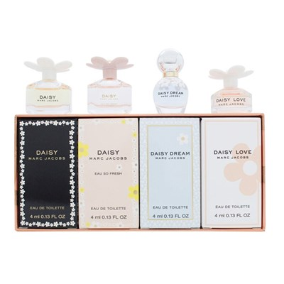 Marc Jacobs Daisy Miniatures Set 4ml