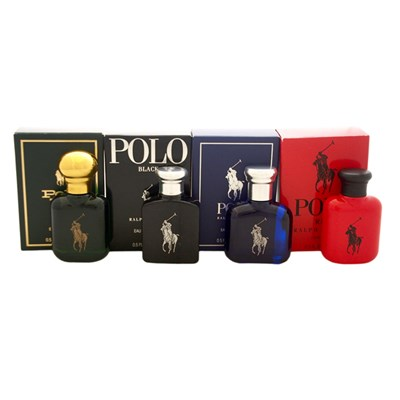 Ralph Lauren World of Polo Miniatures Set 15ml