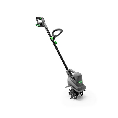The Handy TH18VT 18V Cordless Tiller