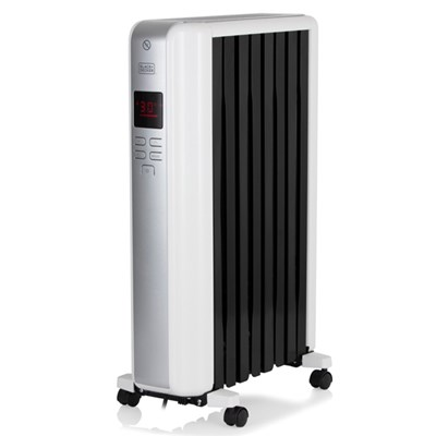 Black + Decker 2KW Digital Oil Filled Radiator