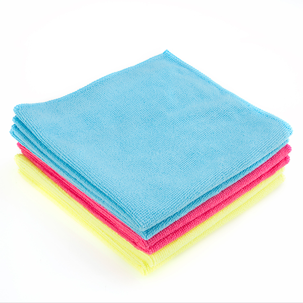 Microfibre Cloths (6 Pack) No Colour