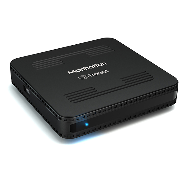 Image of Manhattan Freesat Satellite TV Box