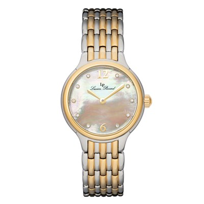 Lucien Piccard Ladies' Lauren Watch with Stainless Steel Bracelet
