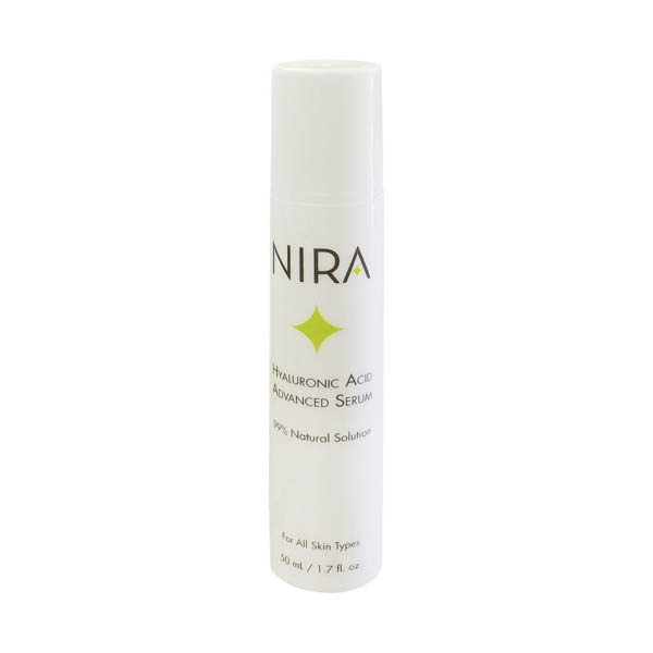 Nira Skincare Hyaluronic Acid Advanced Serum No Colour