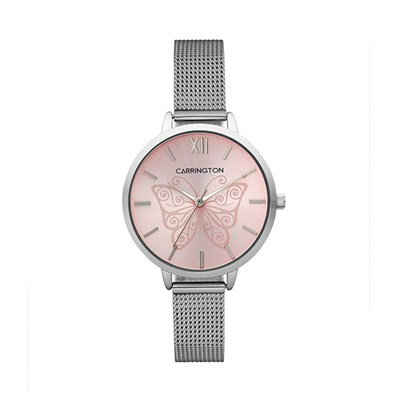 Carrington Clementine Ladies' Watch with Stainless Steel Bracelet