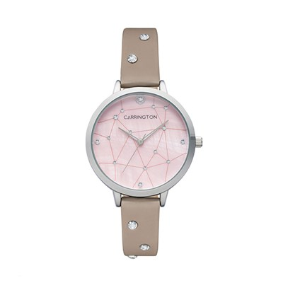Carrington Catherine Ladies' Watch with Satin Strap