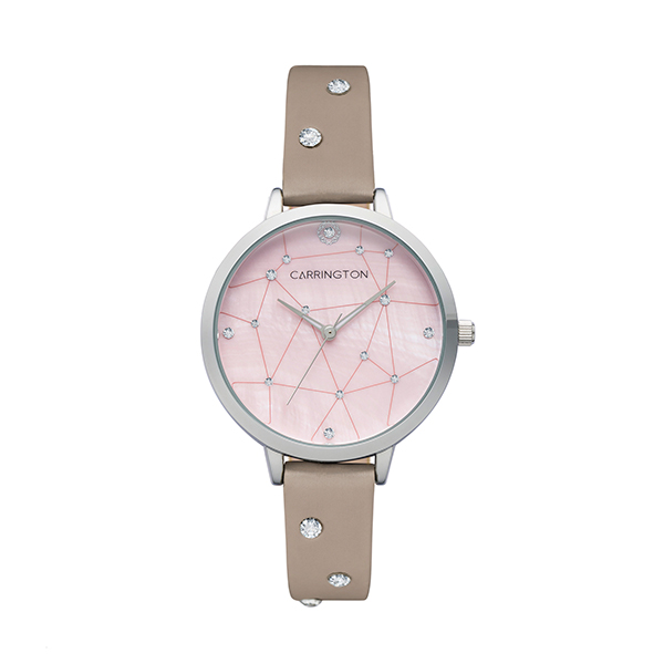 Image of Carrington Catherine Ladies' Watch with Satin Strap