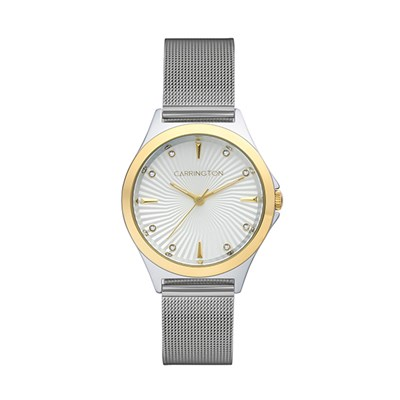 Carrington Rania Ladies' Watch with Stainless Steel Bracelet