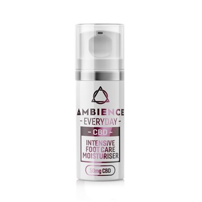 Ambience CBD Infused Intensive Foot Moisturiser 30ml