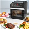 Salter XL Power Cook Airfrying Oven with FREE Electric Mills with Light