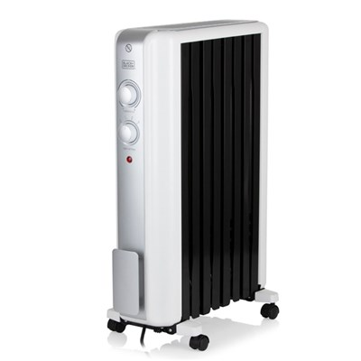 Black + Decker 2KW Oil Filled Radiator