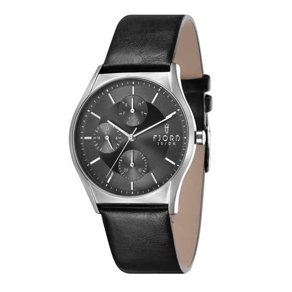 Image of Fjord Anton Gent's Watch with Genuine Leather Strap