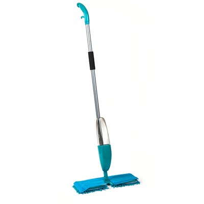 Beldray LA032096TQ Double Sided Spray Mop, Turquoise