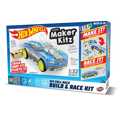 Hot Wheels Maker Kits Single Pack