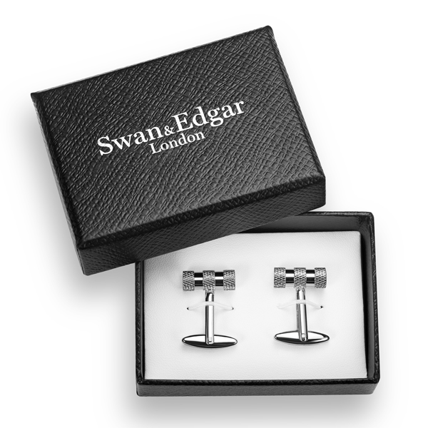 Swan & Edgar Cufflinks No Colour