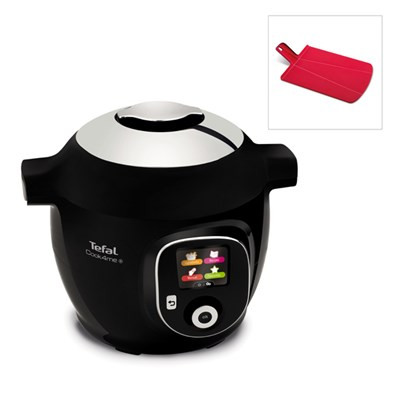Tefal Cook4me+ One Pot Digital Cooker with Joseph Joseph Chop2Pot Board