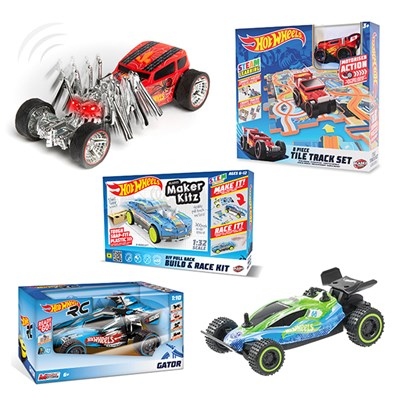 Hot Wheels Mega Bundle