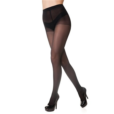 Bianca Miller London Black Tights 15D