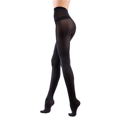 Bianca Miller London Black Tights 80D