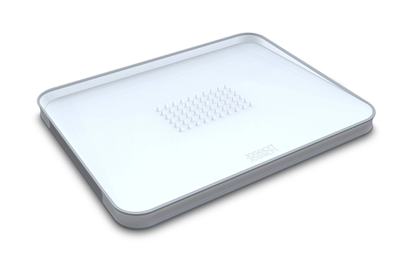 Joseph Joseph White Cut & Carve Plus Chopping Board No Colour