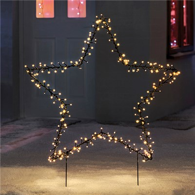 225 LED Outdoor Star Light G4319