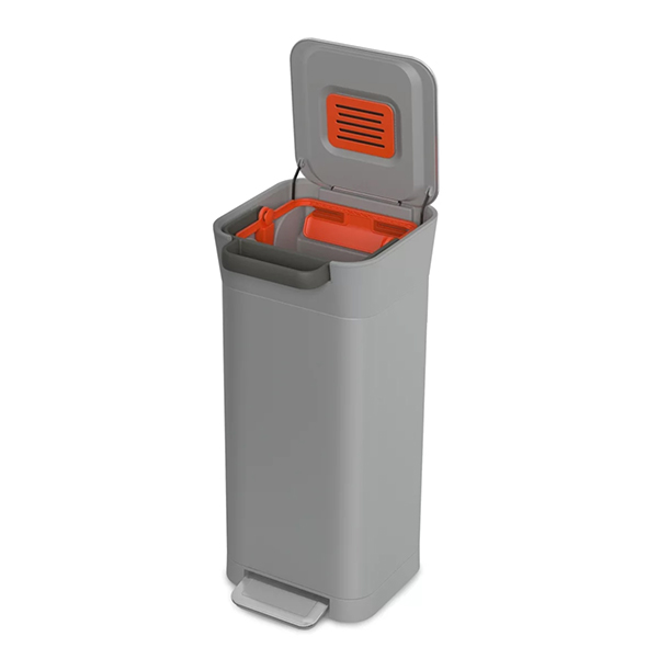 Joseph Joseph Titan Pebble 20 Bin No Colour