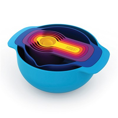 Joseph Joseph Nest 7 Plus Multi-Colour Nesting Set