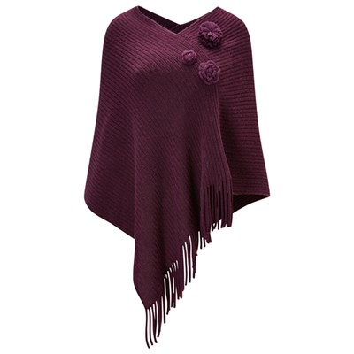 Joe Browns Heavenly Corsage Poncho