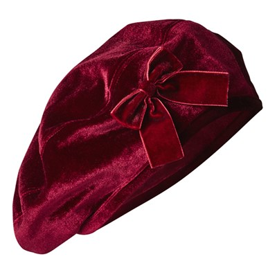 Joe Browns Winter's Wish Velvet Beret