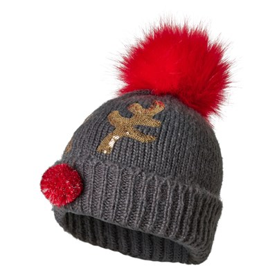 Joe Browns Fun and Festive Rudolph Hat