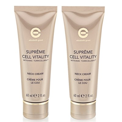 Elizabeth Grant Supreme Cell Vitality Neck Cream 60ml