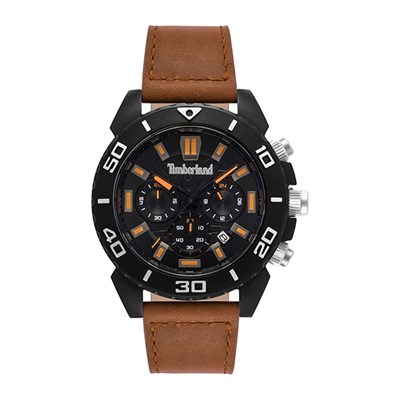 Timberland Gent's Barnstead Watch with Genuine Leather Strap