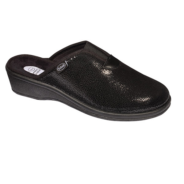 Scholl Elsa Slippers Black