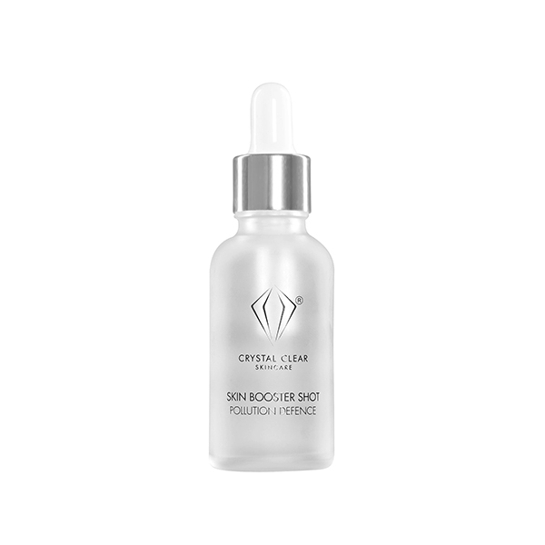 Crystal Clear Booster Shot 30ml (Pollution Defence, Redness Erase or Radiance Enhance) Pollution Defence
