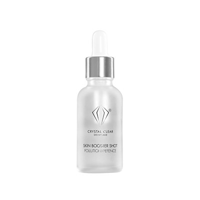 Crystal Clear Booster Shot 30ml (Pollution Defence, Redness Erase or Radiance Enhance)